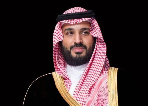 Crown Prince receives phone call from Iraqi PM