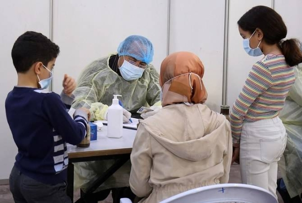 Kuwait's Ministry of Health recorded on Friday 1,022 new COVID-19 cases over the past 24 hours, breaching the 1,000-mark for the fourth consecutive day. — Courtesy photo