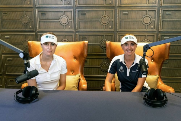 Camilla Lennarth & Amy Boulden