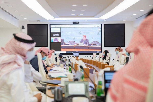 44 govt agencies taking part in Saudi Arabia's trade policy review at WTO