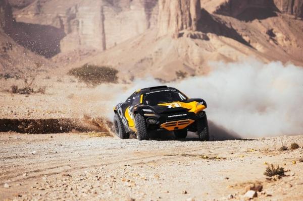 Saudi Arabia prepares to host international off-road racing series Extreme E
