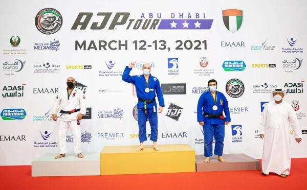 Key stop on the AJP Pro Tour prepares athletes for upcoming Abu Dhabi World Professional Jiu-Jitsu Championship.