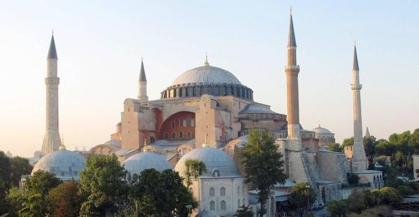 Hagia Sophia, Istanbul. — courtesy UN News/Jing Zhang