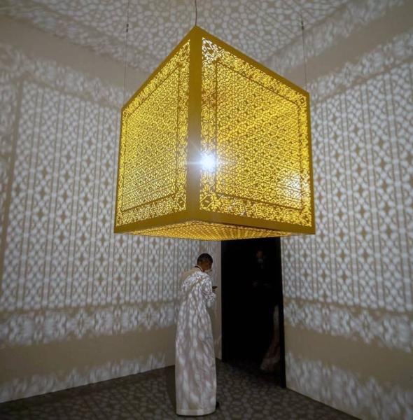 'Light Upon Light' a groundbreaking lighting extravaganza for Saudi culture