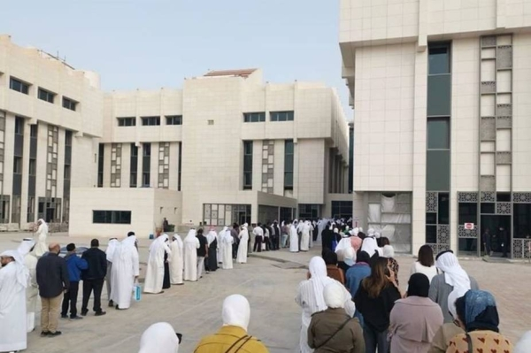 Kuwait's Ministry of Health recorded on Friday 1,548 new COVID-19 cases and 12 more deaths caused by complications caused by the infection over the past 24 hours. — Courtesy file photo