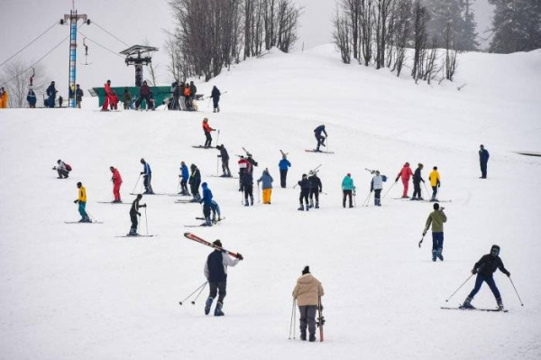The initiatives that are being taken by the Indian government to boost sports in the Union Territory include recently organized programs like the second edition of the Khelo India winter games at Gulmarg in north Kashmir which ended this month. — Courtesy file photo