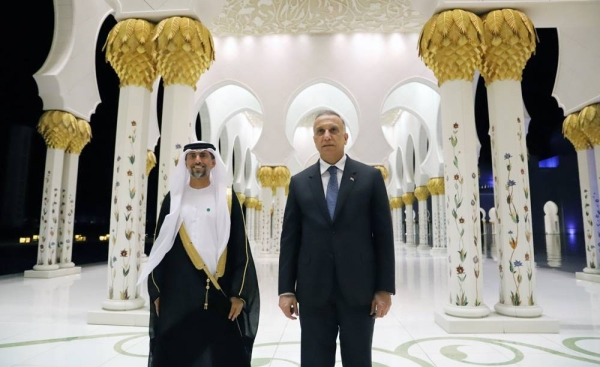 Iraq Prime Minister Dr. Mustafa Al Kadhimi visited the Sheikh Zayed Grand Mosque (SZGMC) as part of his official visit to the UAE.