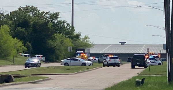 ne person was killed and at least four others were wounded in a shooting at an industrial park in Bryan, Texas, on Thursday afternoon, police said. — Courtesy photo
