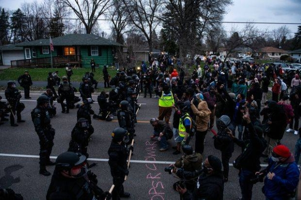 The shooting happened on Sunday afternoon in Brooklyn Center, a Minneapolis suburb of about 30,000 people. The city is about 10 miles from where former police officer Derek Chauvin is on trial for the killing of another Black man, George Floyd. — Courtesy photo