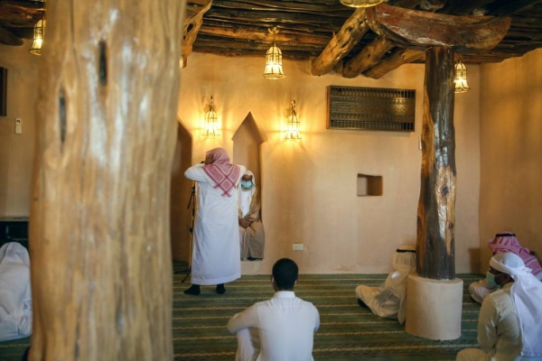 The Saudi Channel, during the holy month of Ramadan, is scheduled to broadcast a documentary on historical mosques in the Kingdom of Saudi Arabia through 30 episodes that shed light on 30 mosques in 10 regions of the Kingdom of Saudi Arabia.