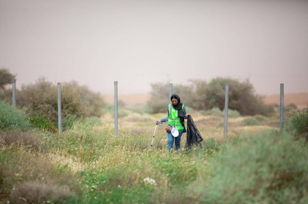 King Abdulaziz Royal Reserve to plant 100,000 seedlings in first phase of afforestation drive