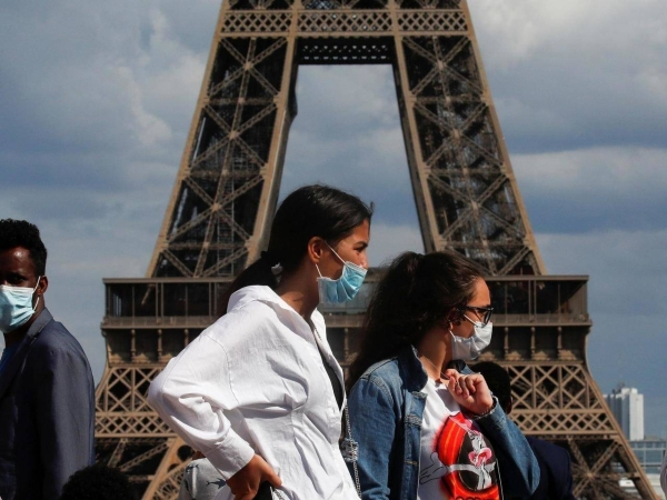France has become only the third nation in western Europe to pass the milestone of 100,000 deaths from COVID-19. — Courtesy file photo