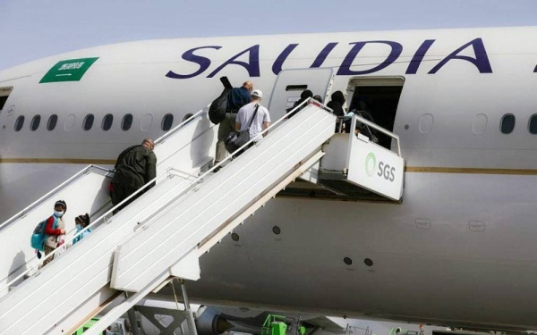 Saudi Arabian Airlines (Saudia) will be ready to operate international flights fully by May 17, 2021 (Shawwal 5, 1442H), Saudia's Assistant Director General for Communications Khaled Bin Abdulqader Tash disclosed.