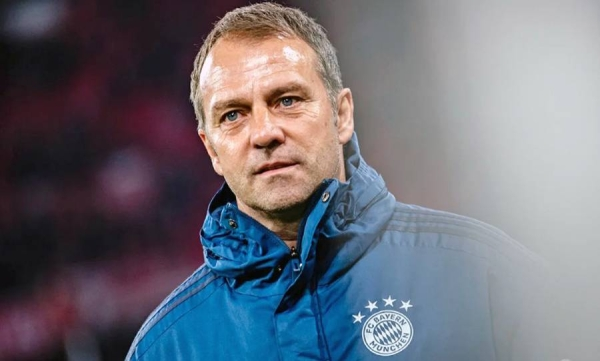 Bayern Munich coach Hansi Flick, who has led the club to six titles in the past 10 months, announced he had decided to leave at the end of the season.