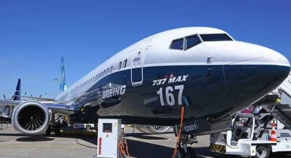 Dubai Aerospace Enterprise (DAE) on Tuesday announced that it had entered into an agreement to acquire 15 Boeing 737 MAX 8 aircraft. The order is valued at approximately $1.8 billion at list prices. — Courtesy file photo