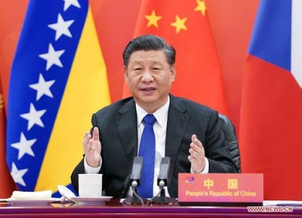 Chinese President Xi Jinping has called for global cooperation in the face of a growing anti-China front led by the United States, warning that an