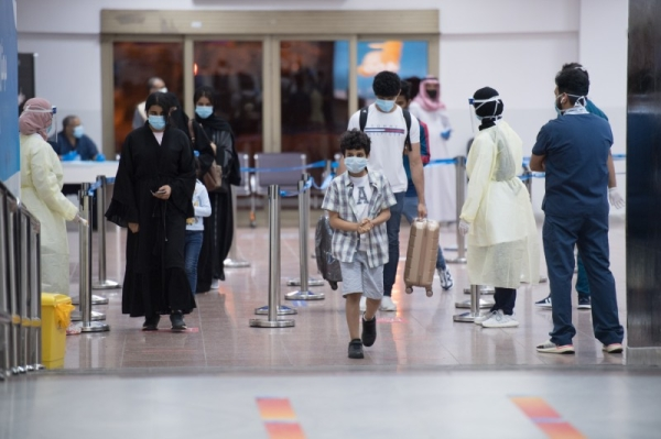 Saudia: Flight resumption does not include 20 countries facing travel ban