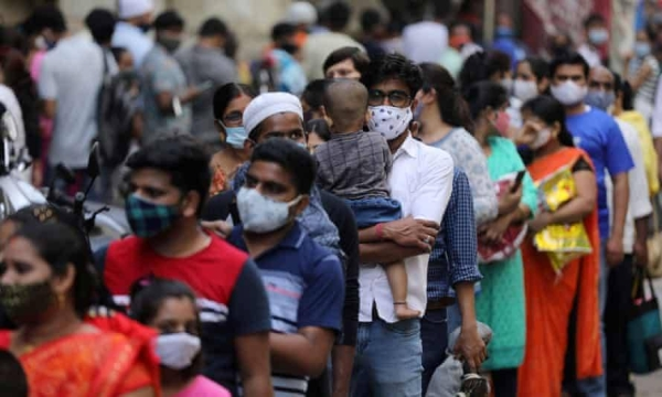 India reported 314,835 new COVID-19 infections on Thursday, the highest daily increase in cases worldwide since the pandemic began. — Courtesy file photo