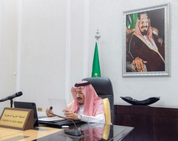 King Salman: Achieving sustainable development needs comprehensive methodology and global cooperation
