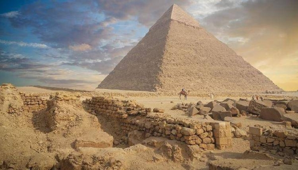An Egyptian archeological team unearthed 110 tombs that date back to different ancient eras in the delta province of Daqahilia, the country's ministry of tourism and antiquities said on Tuesday. — File courtesy photo