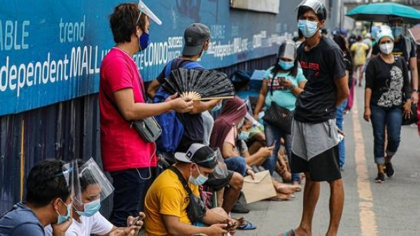 The Philippines has decided to extend the lockdown for a month in the capital and for another two weeks in other provinces after the total number of the novel coronavirus (COVID-19) cases has reached more than one million. — Courtesy file photo