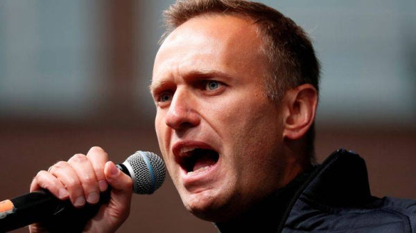 Alexei Navalny made his first appearance on Thursday after announcing the end of his three-week hunger strike. — Courtesy file photo