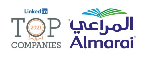 Almarai is on LinkedIn's list of the top 10 employers