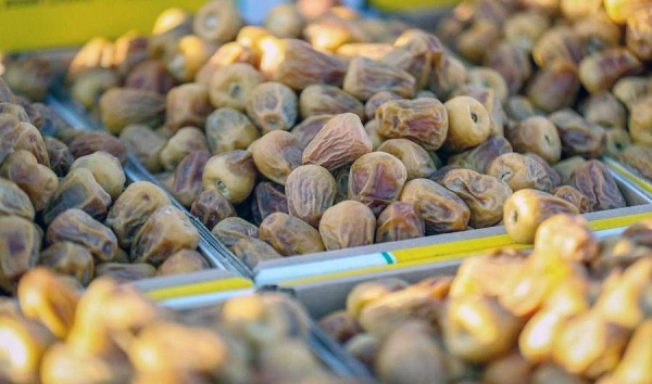 Al-Qassim region agricultural products are estimated at 1,225,227 tons, representing the production of farms in the area exceeded 94,923 hectares.
