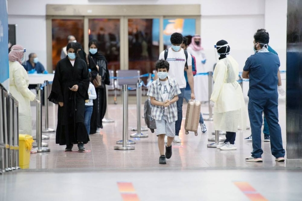 Saudi Arabia will open its land, sea and air borders completely from Monday, May 17 (Shawwal 5), the Ministry of Interior announced on Sunday.