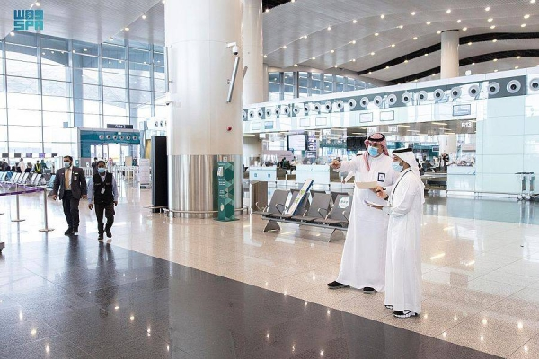 Saudi airports geared up for international flight services