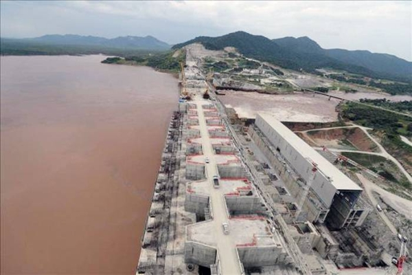 Sudan informed Congo President Felix Tshisekedi of its rejection on the second filling of the Grand Ethiopian Renaissance Dam.