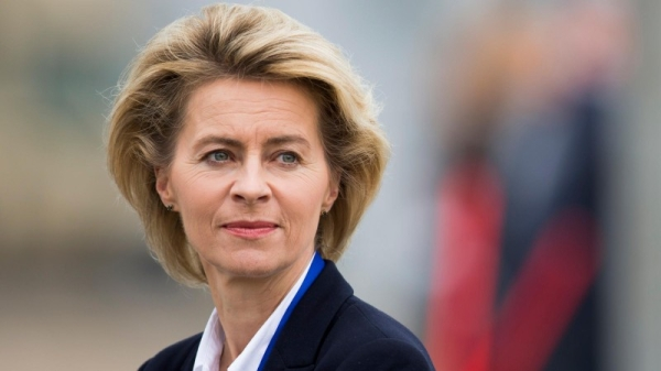 """The European Union is """"ready to discuss"""" lifting intellectual property (IP) protections on COVID-19 vaccines, Ursula von der Leyen said on Thursday. — Courtesy file photo"""