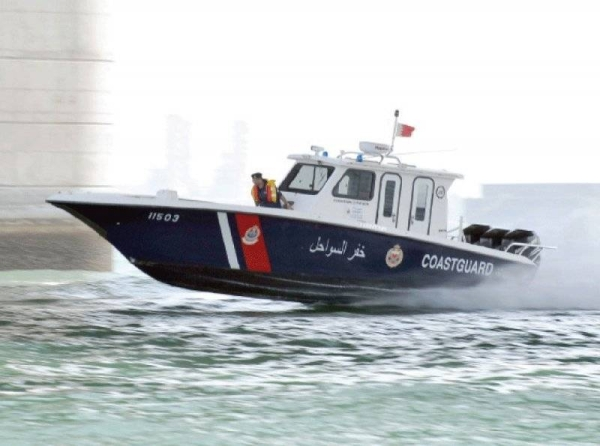 A policeman of Bahrain's Coast Guard was killed on Thursday when a boat crashed into a marine patrol vessel in a bid to escape. — Courtesy file photo
