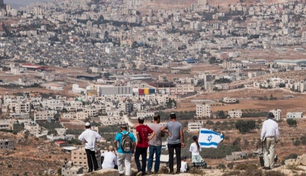 European powers have asked Israel to stop its settlement expansion policy across occupied Palestinian territories. — Courtesy file photo