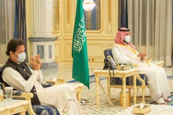 Saudi-Pak joint statement highlights bilateral cooperation in various fields