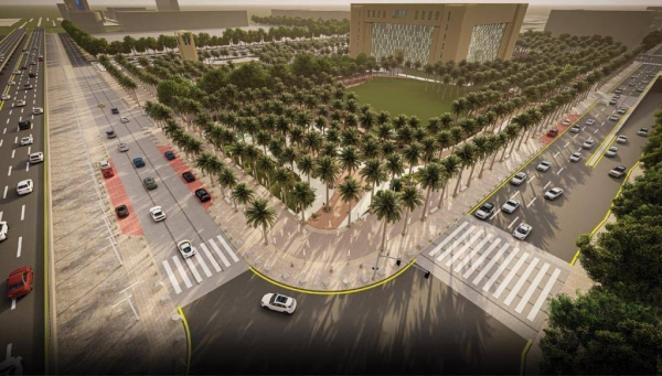 Al-Hoqail approves engineering designs for demolition of ministry's fences