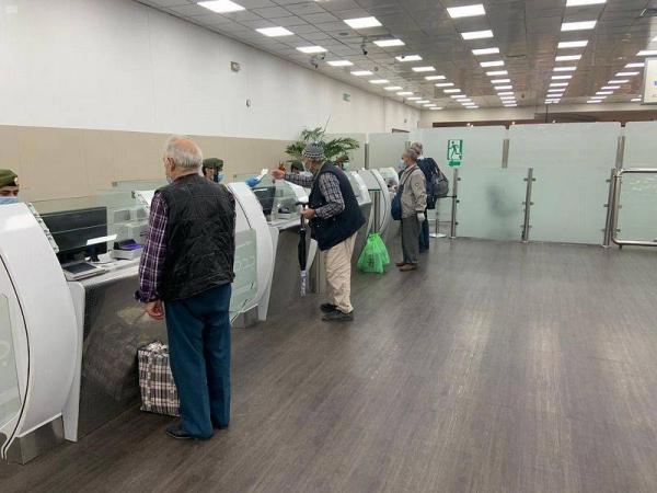 All visitors arriving in Saudi Arabia need to enter institutional quarantine