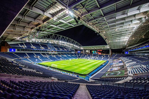 The UEFA has confirmed that the Champions League final between Chelsea and Manchester City will be held in Porto with 12,000 fans allowed to attend.