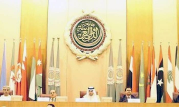 File photo of the Arab Parliament in session in Cairo.