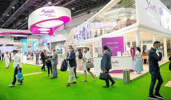 The Saudi Tourism Authority (STA) opened Arabian Travel Market (ATM) 2021 with an impressive stand highlighting the breadth of Saudi's product offering and an array of partnerships.
