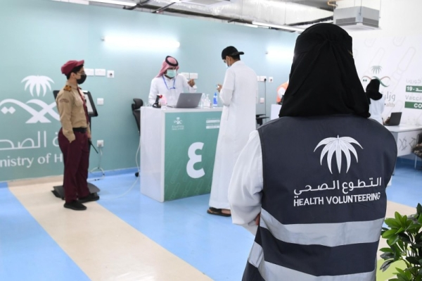 Active COVID-19 cases drop below 8,000 in KSA as recoveries continue to outnumber new infections