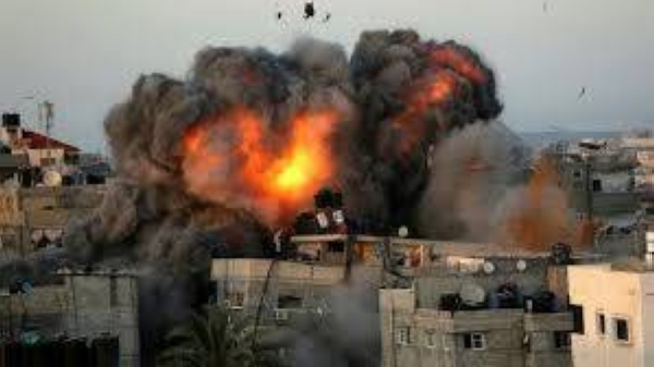 Prime Minister Mohammad Shtayyeh called on the world on Monday to stand with the Palestinians and end the brutal Israeli aggression carried out against the innocent people of the West Bank and the Gaza Strip. — Courtesy photo