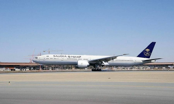 Saudi Arabian Airlines, the national carrier of the Kingdom of Saudi Arabia, Monday resumed its international flights through 43 international stations in 30 destinations.
