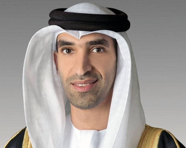 Abdulla Bin Touq Al Marri, UAE minister of economy.