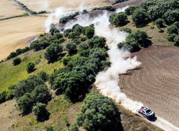 Al-Attiyah wins in Andalucia