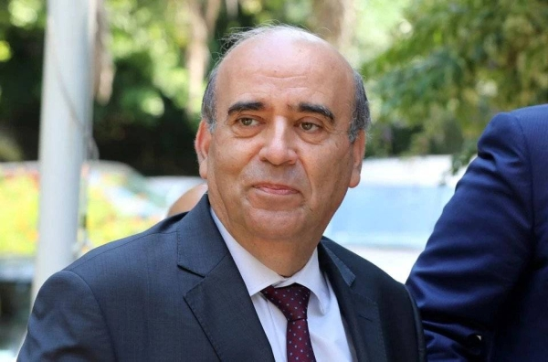 Lebanese foreign minister in the caretaker government, Charbel Wehbe. — Courtesy photo
