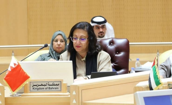 Bahrain's Health Minister Faeqa Saeed Al-Saleh is seen in this file picture. — Courtesy photo