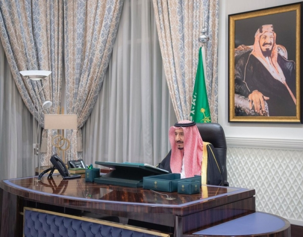 Saudi Arabiawill continue its efforts to stop Israeli attacks, Cabinet affirms