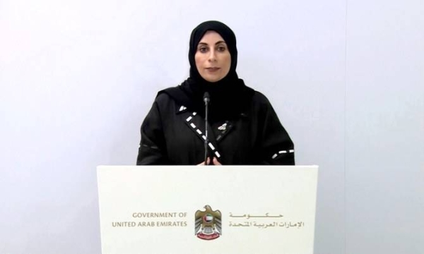Dr. Farida Al Hosani, the official spokesperson of the UAE Health Sector, said that they have to present a negative result of a PCR test taken within 48 hours, with an E letter showing in their respective Al Hosn applications. — WAM file photo