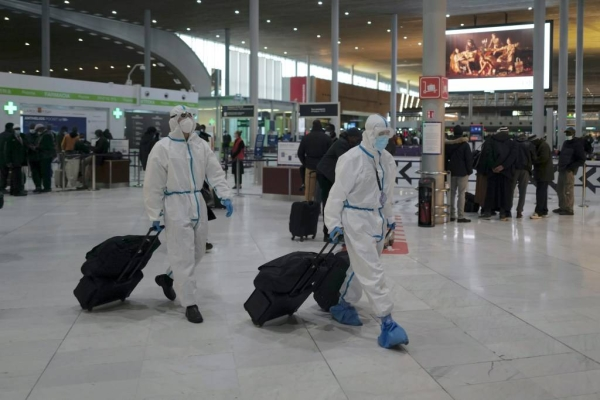 France said on Wednesday that travelers from the United Kingdom will need to go into compulsory quarantine amid concerns over a coronavirus variant first detected in India that is circulating in Britain. — Courtesy file photo